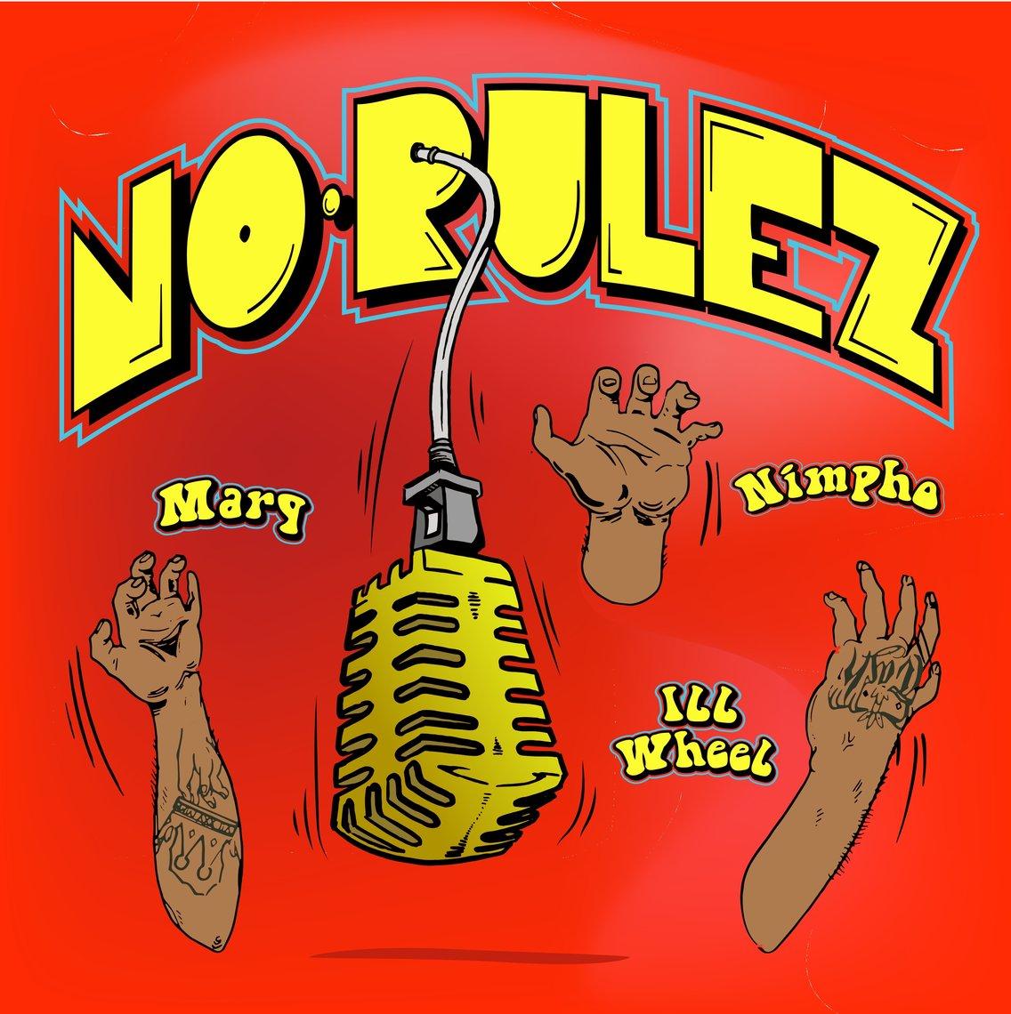 No-Rulez Podcast - imagen de portada