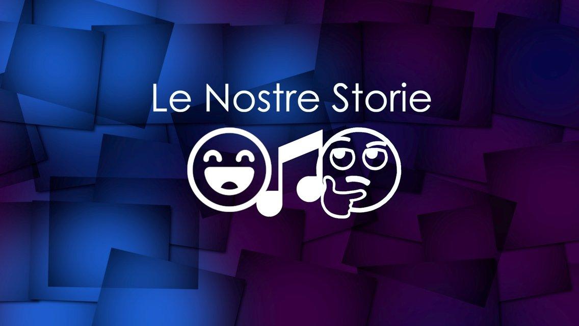 Le Nostre Storie - Cover Image