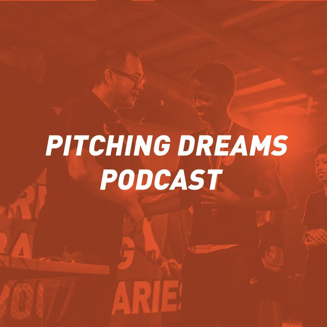 Pitching Dreams - Cover Image