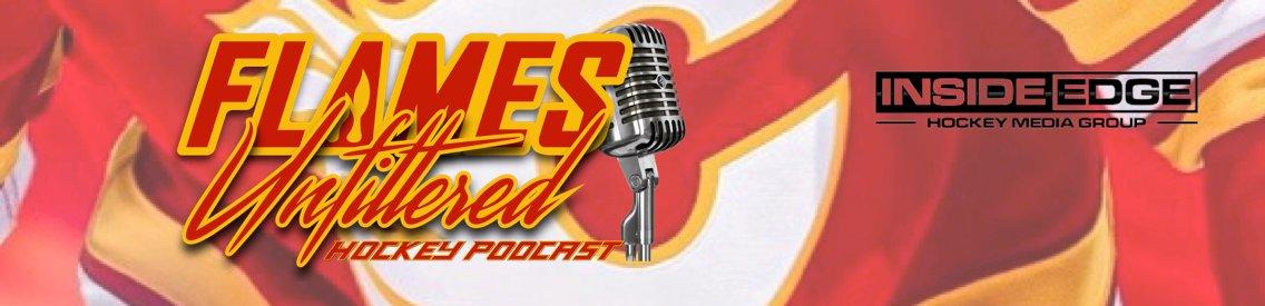 Flames Unfiltered Hockey Podcast - imagen de portada