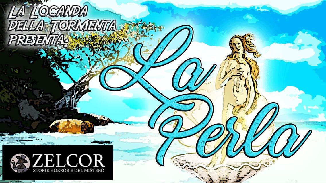 Audiolibro La Perla - Zelcor - immagine di copertina