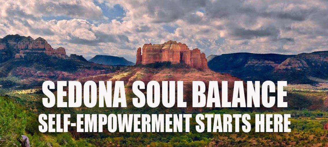 Sedona Soul Balance - Cover Image