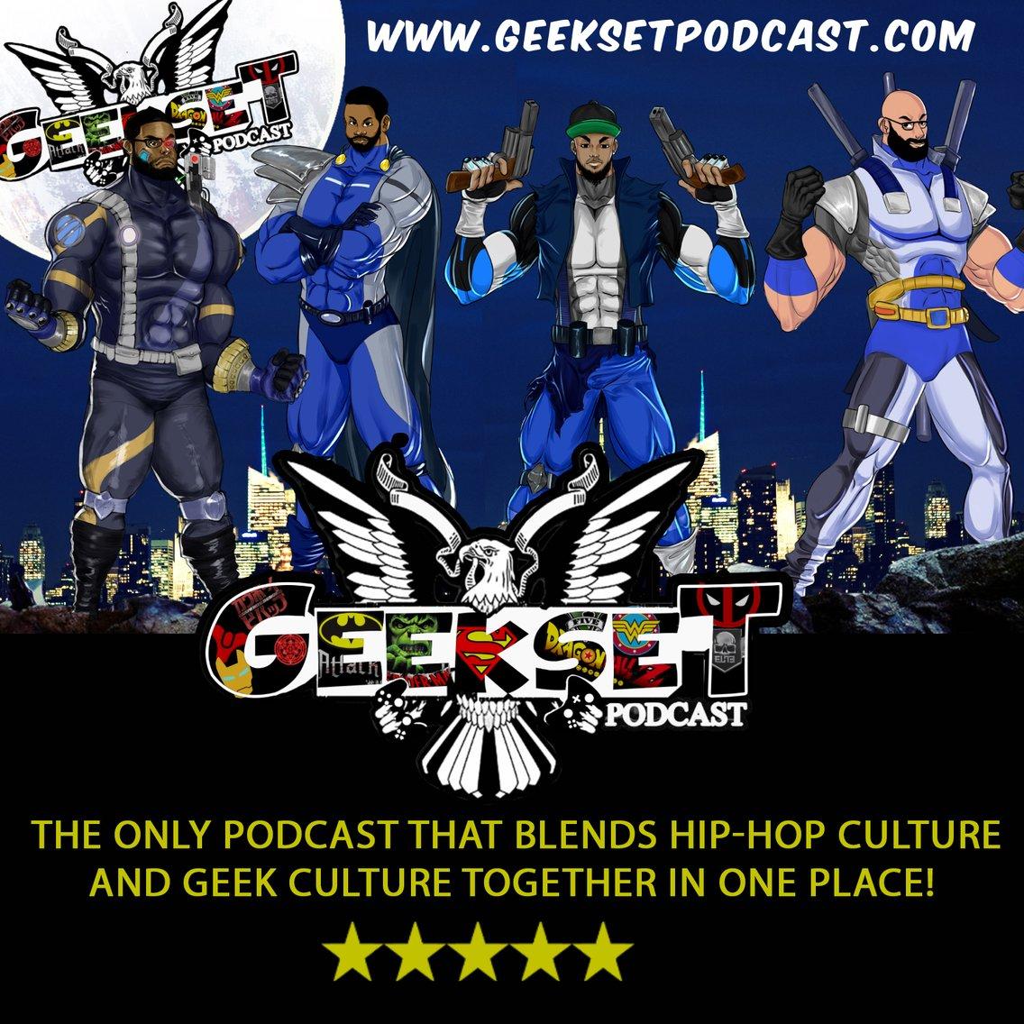 Geekset - immagine di copertina