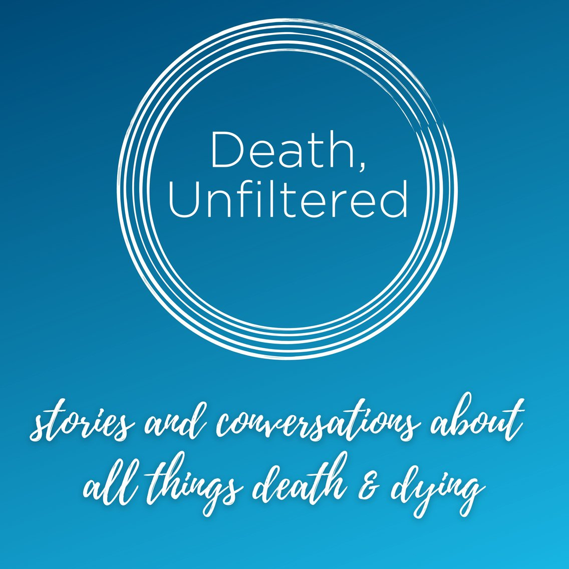 Death, Unfiltered - Cover Image