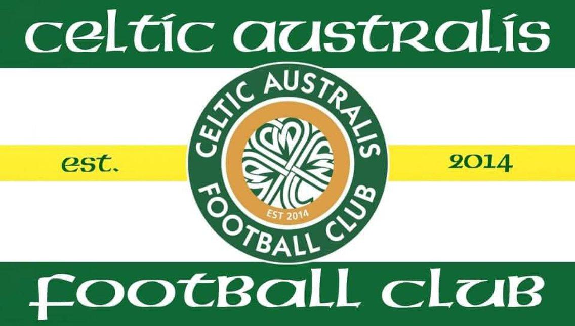 Celtic Australis - Cover Image