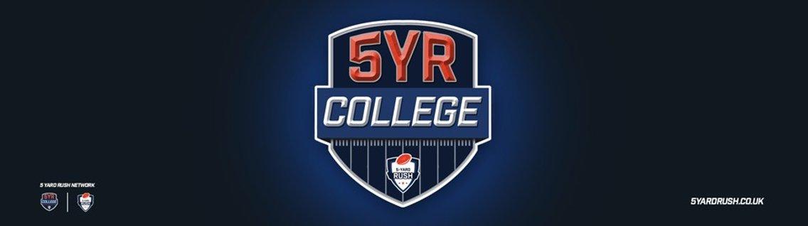 5 Yard College - imagen de portada