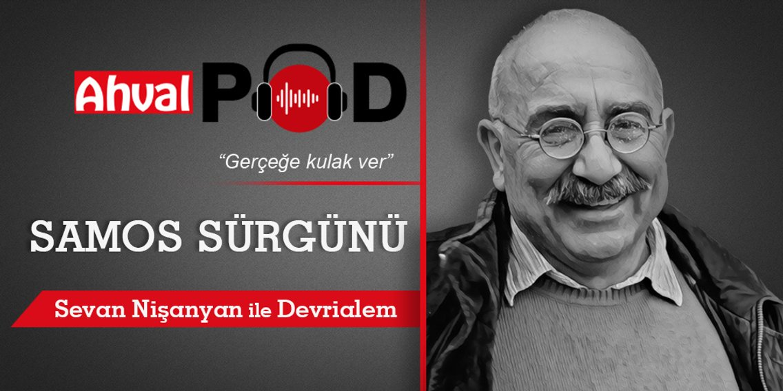 Samos Sürgünü - Cover Image