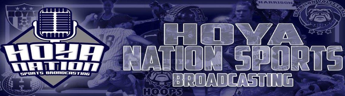 Hoya Nation Sports Broadcasting - Cover Image
