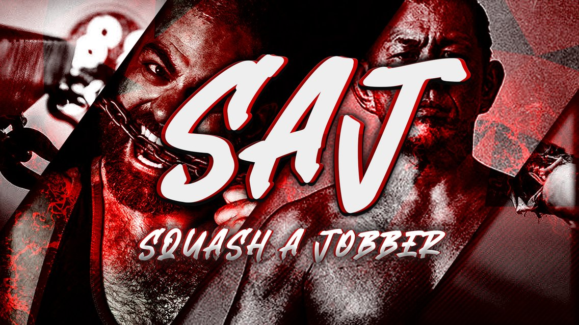 Squash a Jobber Podcast - Cover Image