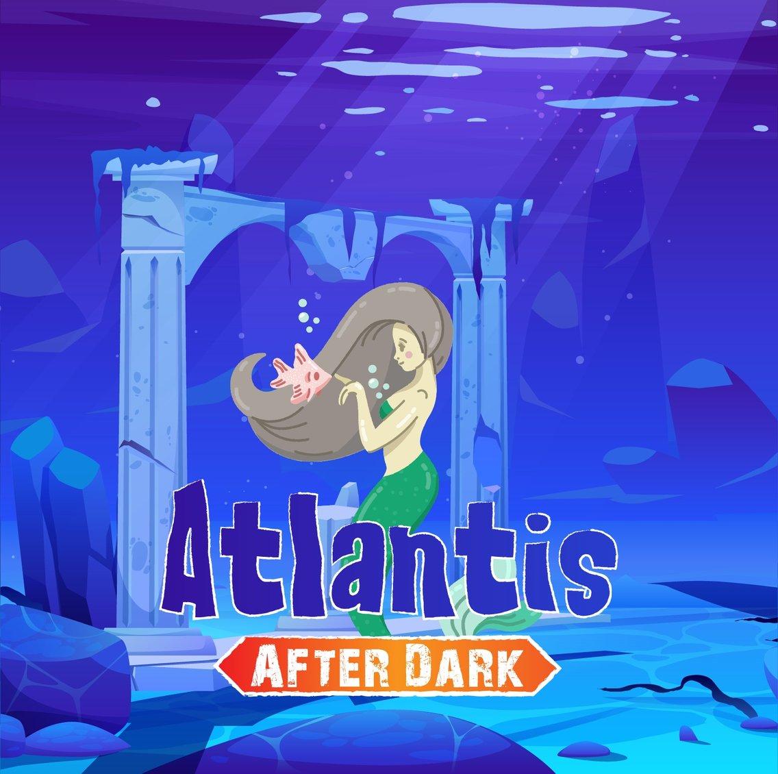 Atlantis After Dark - Cover Image