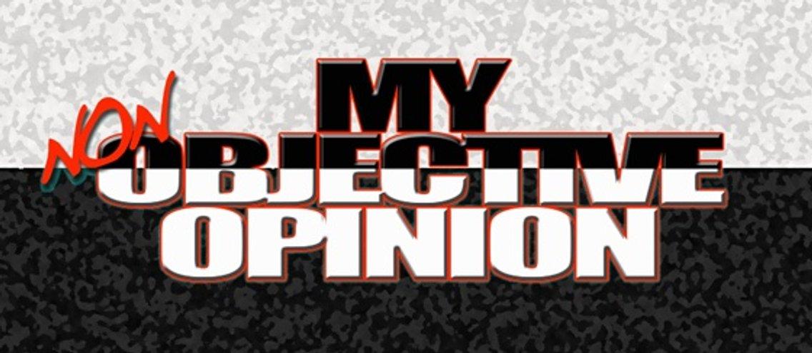 My Non Objective Opinion - immagine di copertina