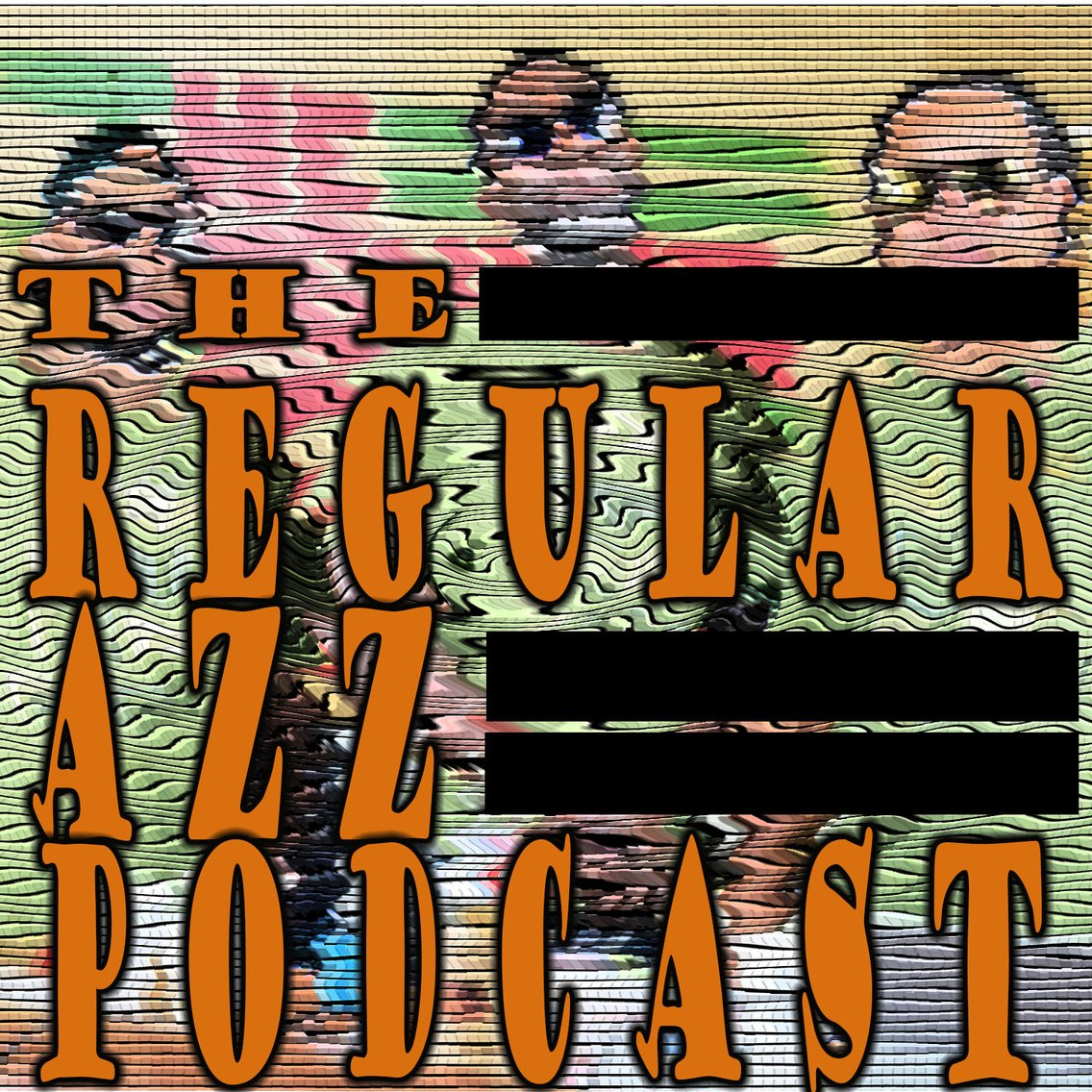 The Regular Azz Podcast - Cover Image