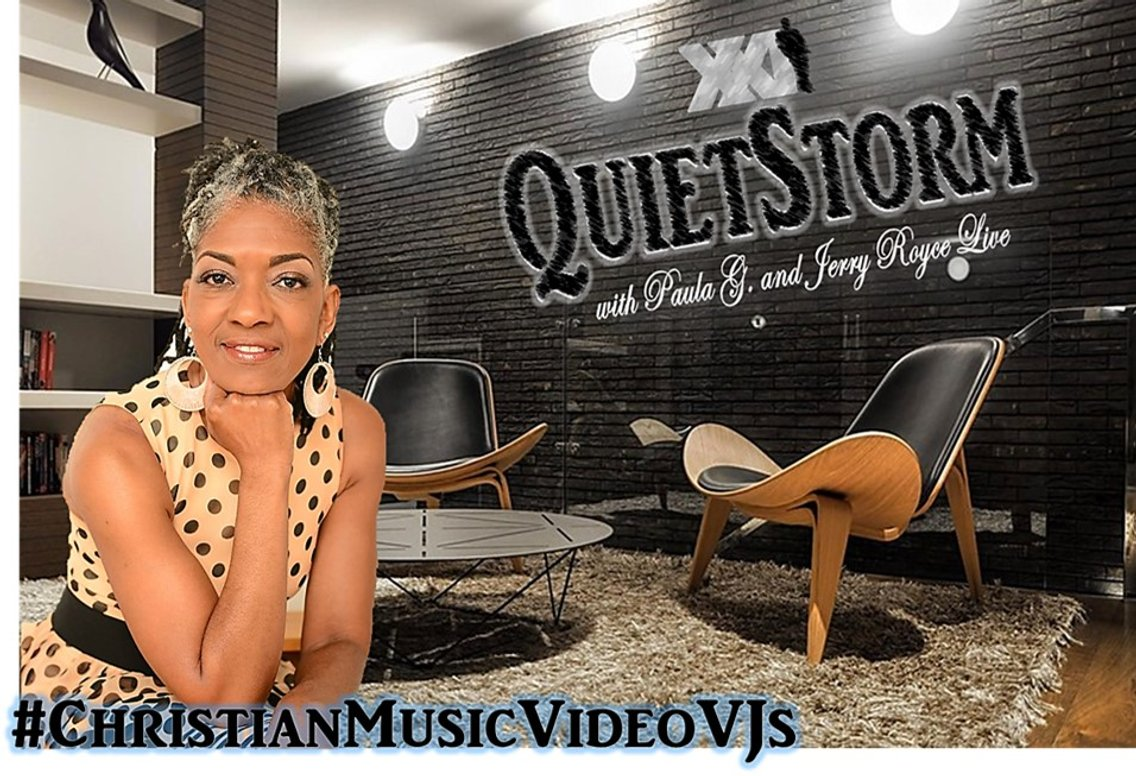 The Quiet Voice with Paula G - immagine di copertina
