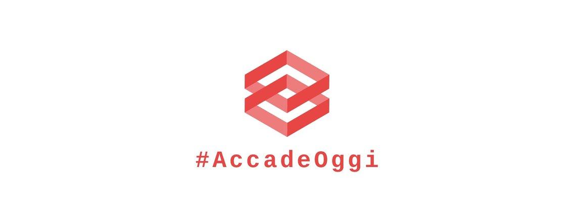 #AccadeOggi - Cover Image