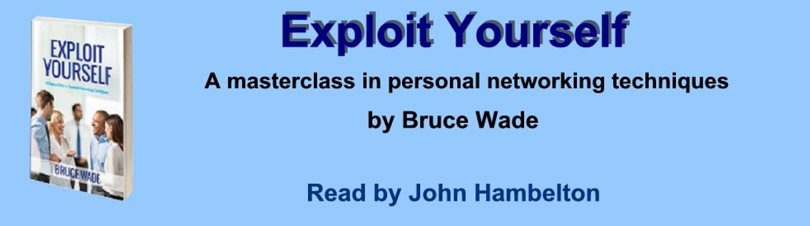 Exploit Yourself - Cover Image