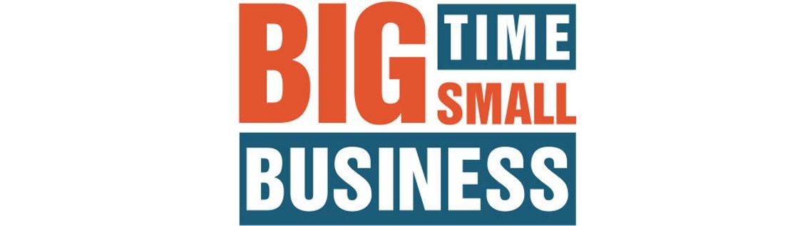 Big Time Small Business - imagen de portada