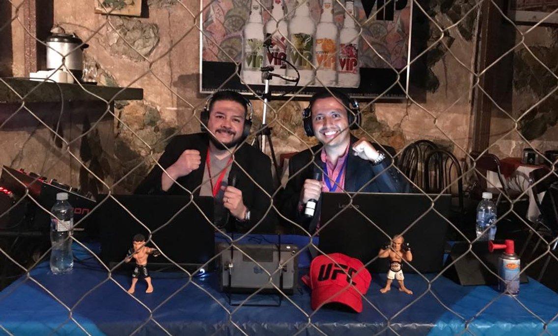 Club MMA Latino - imagen de portada