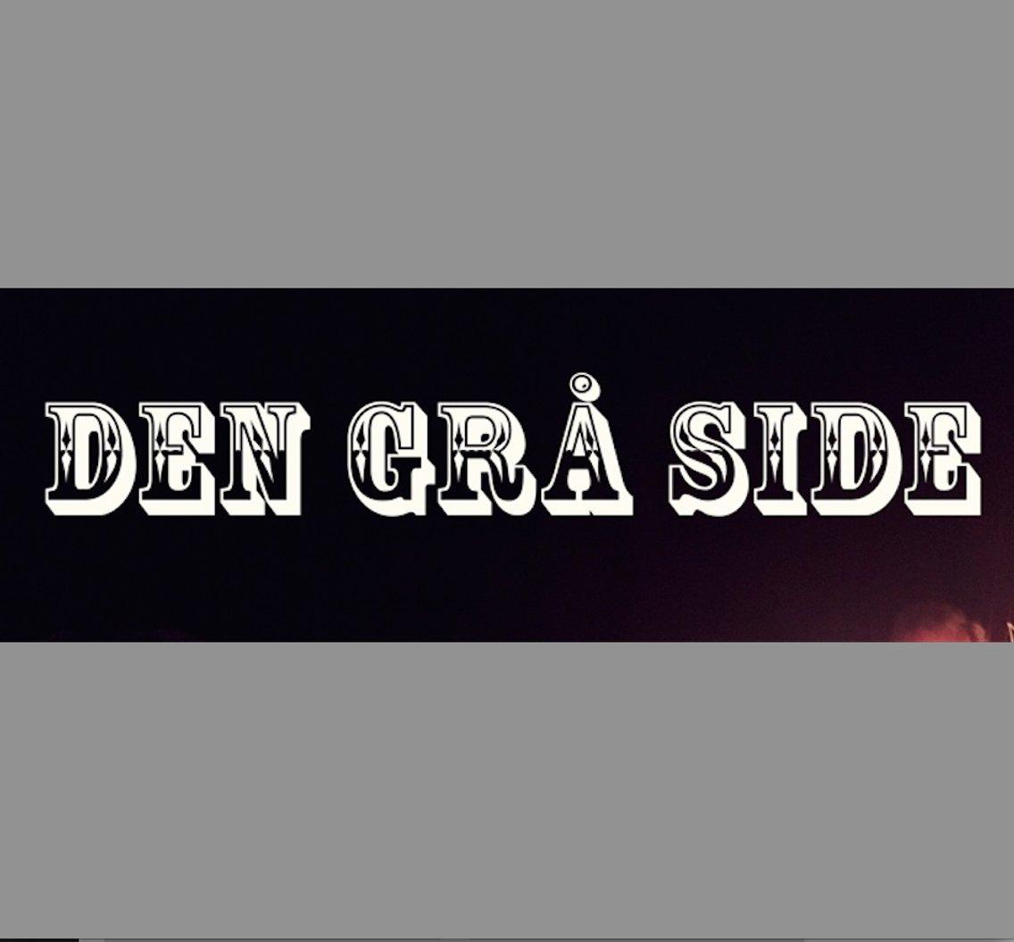 DEN GRÅ SIDE - immagine di copertina