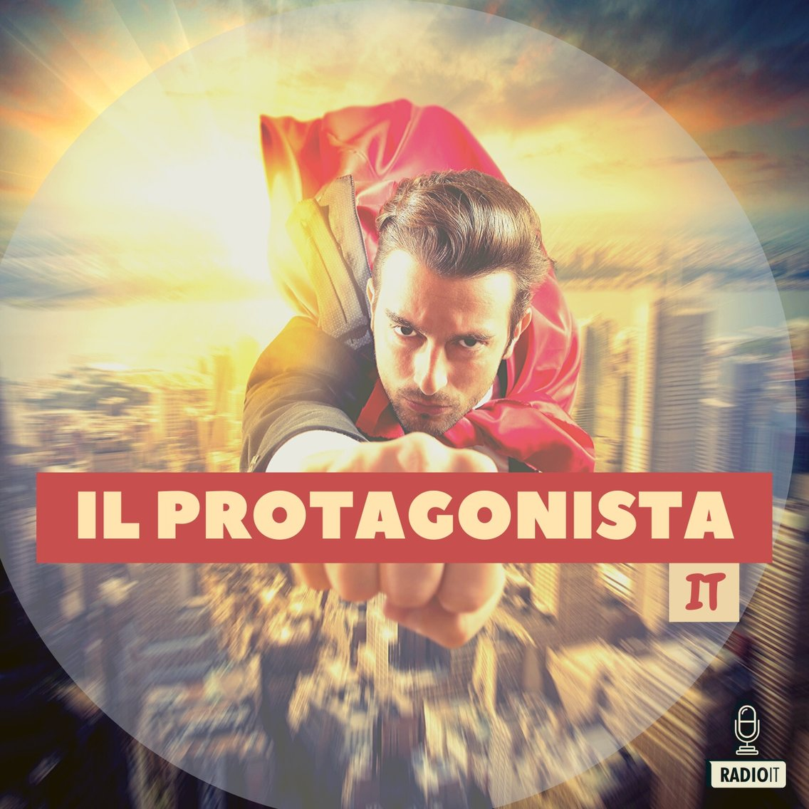 Il Protagonista IT - Cover Image