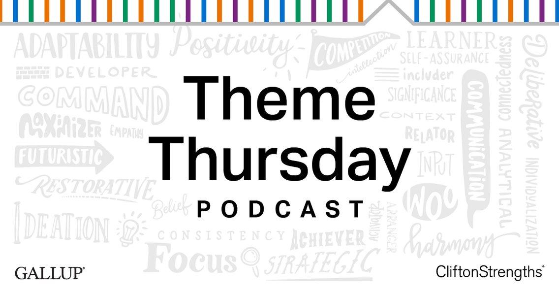 Gallup Theme Thursday - immagine di copertina