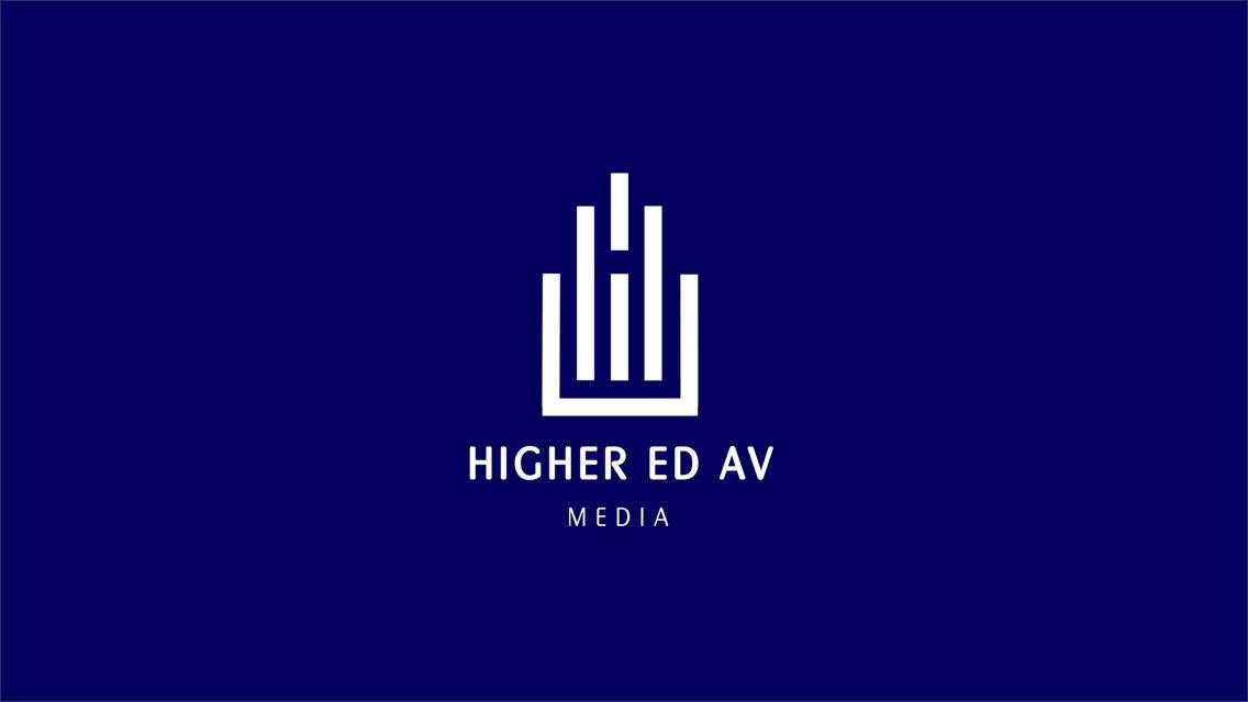 Higher Ed AV Podcast - imagen de portada