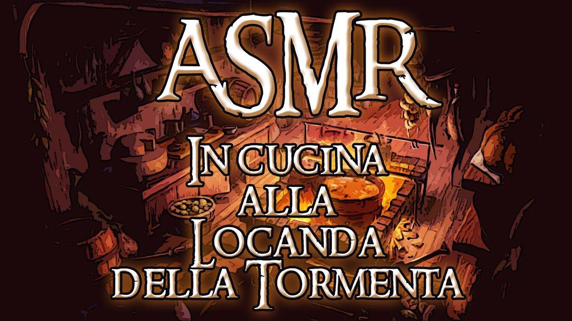 ASMR della Locanda della Tormenta - immagine di copertina