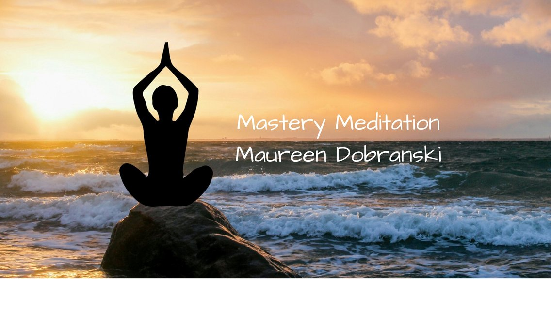 Mastery Meditation -  Guided Meditations with I AM AFFIRMATIONS - Cover Image