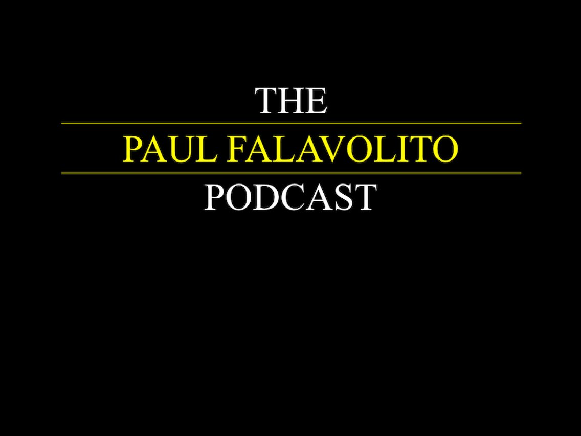 The Paul Falavolito Podcast - imagen de portada