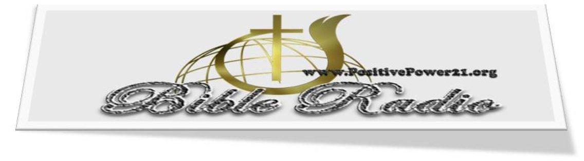 Bible Radio - immagine di copertina