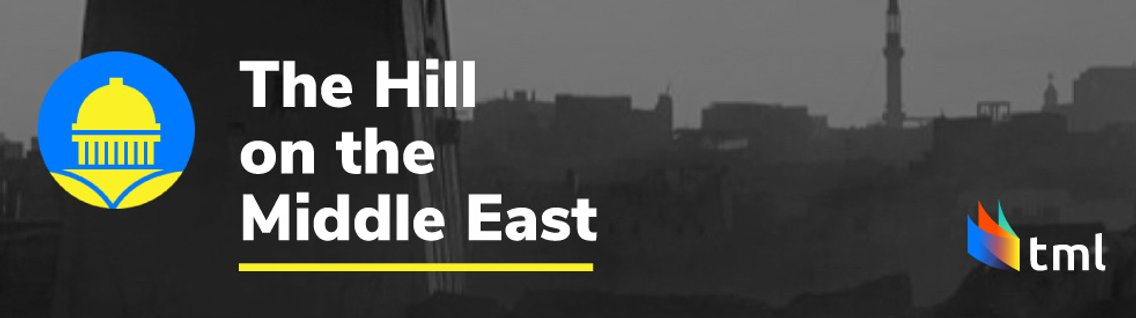 The Hill on the Middle East - immagine di copertina