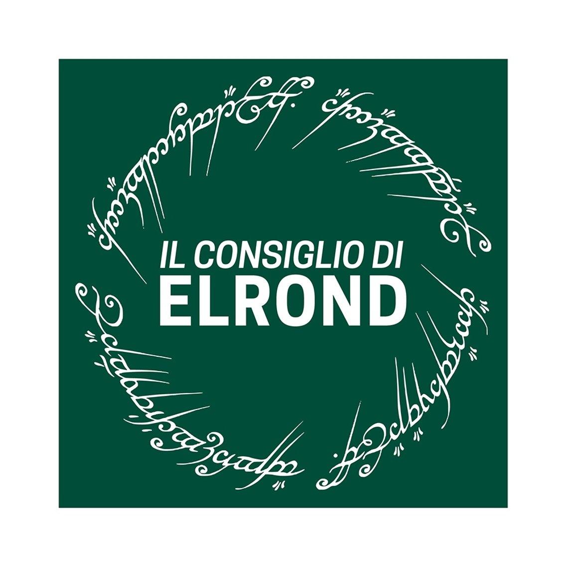 Il consiglio di Elrond - immagine di copertina