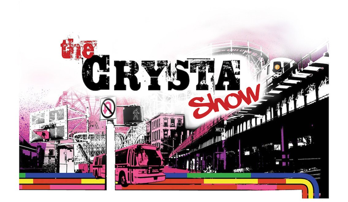 The Crysta Show - immagine di copertina