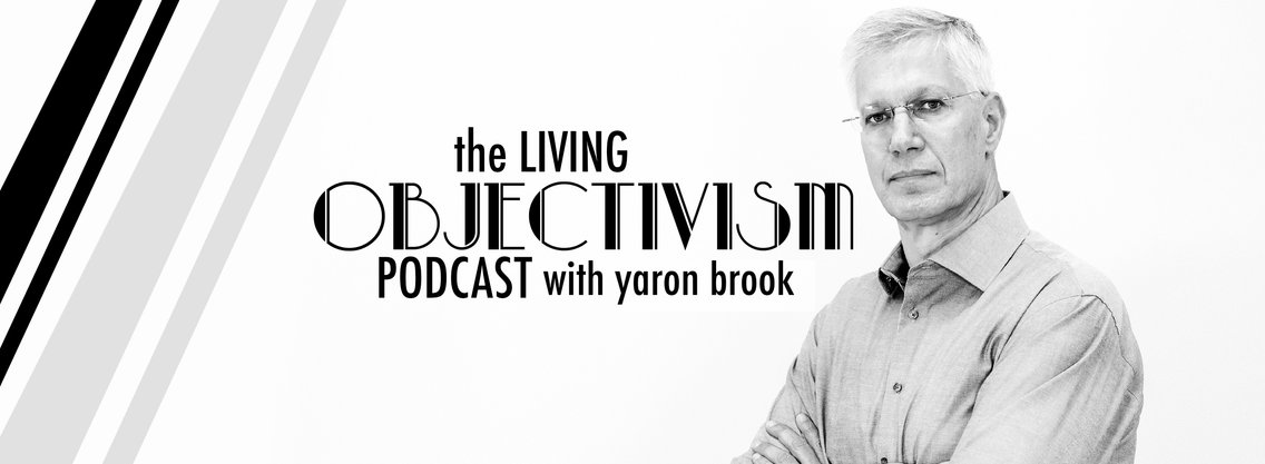 Yaron Brook Show - imagen de portada