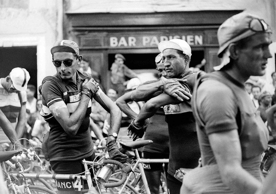 BARTALI - Una guerra in bicicletta - immagine di copertina