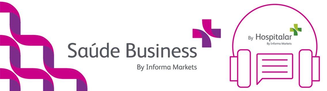 Podcast Saúde Business - Cover Image