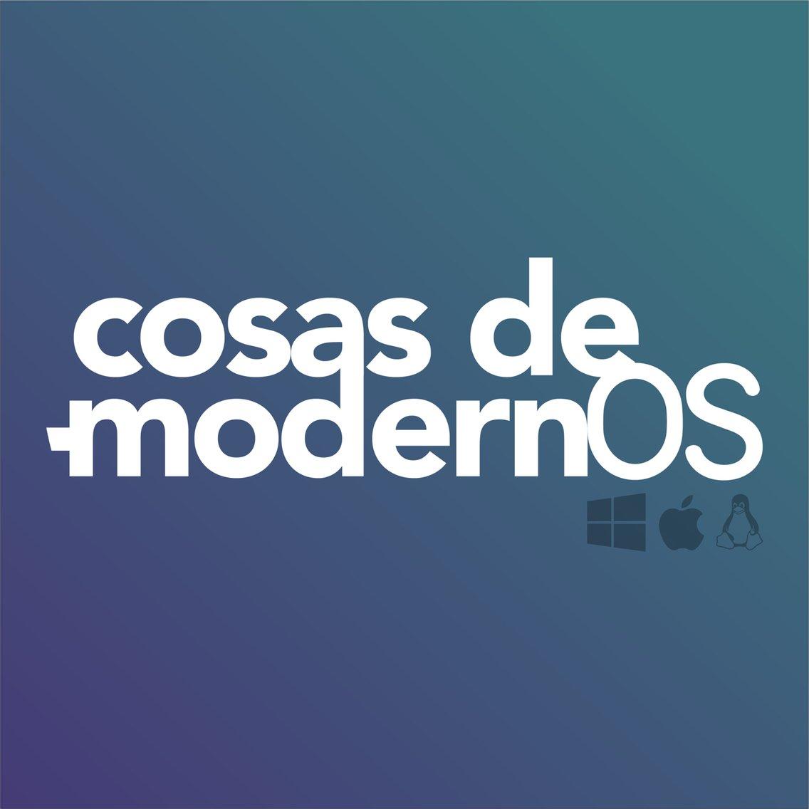 Cosas de modernOS - immagine di copertina