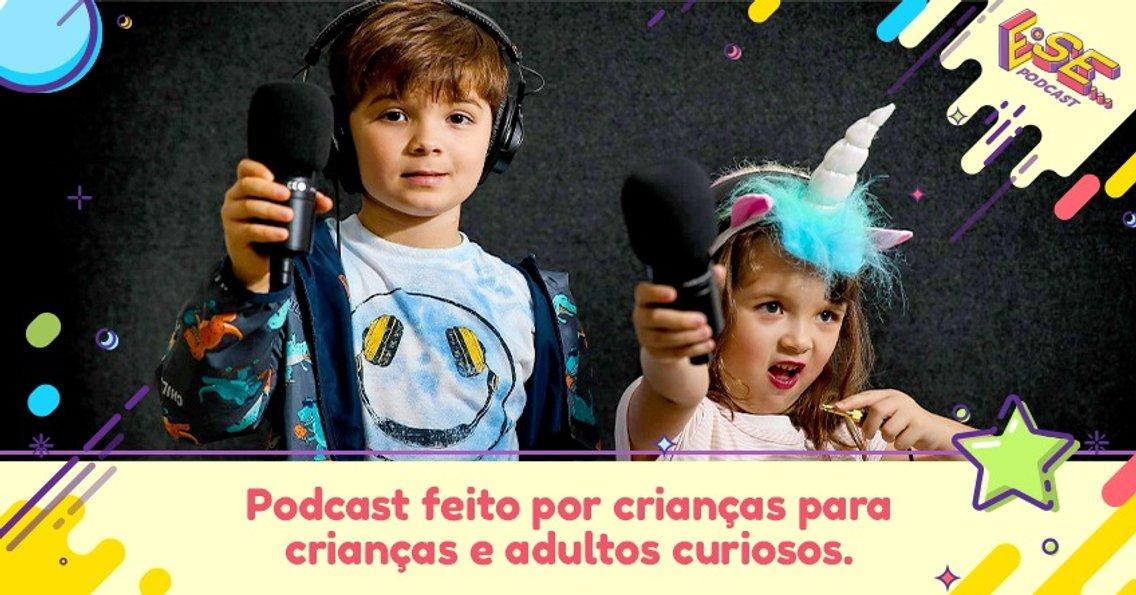E se ... podcast - Cover Image
