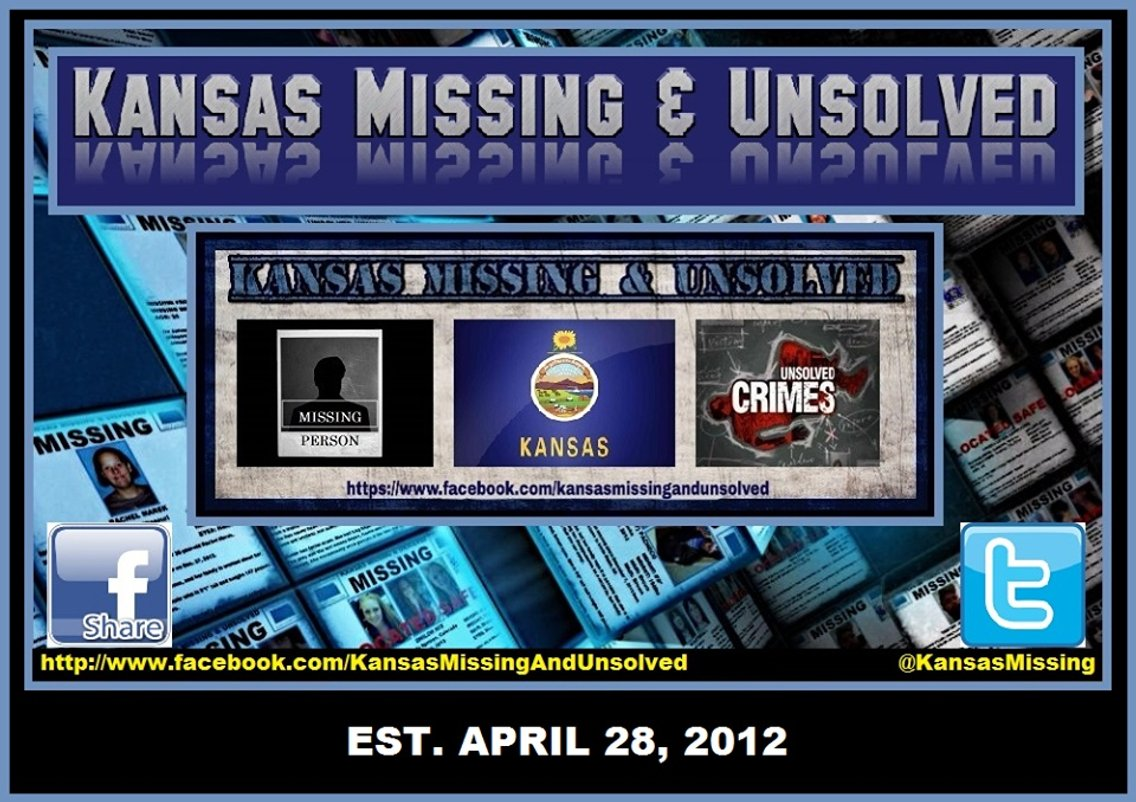 Kansas Missing & Unsolved Podcast - Cover Image