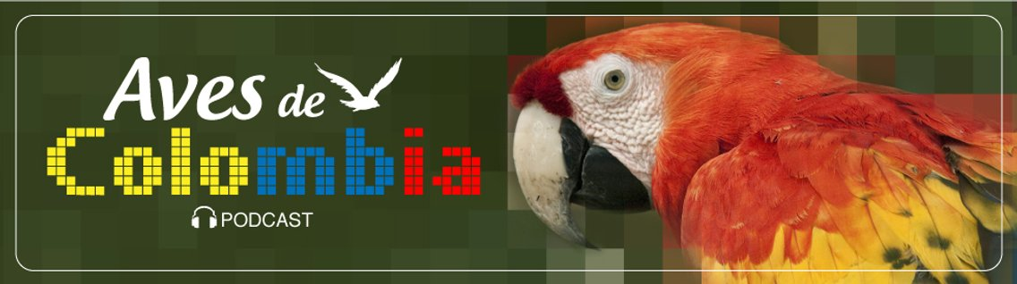 Aves de Colombia - Cover Image