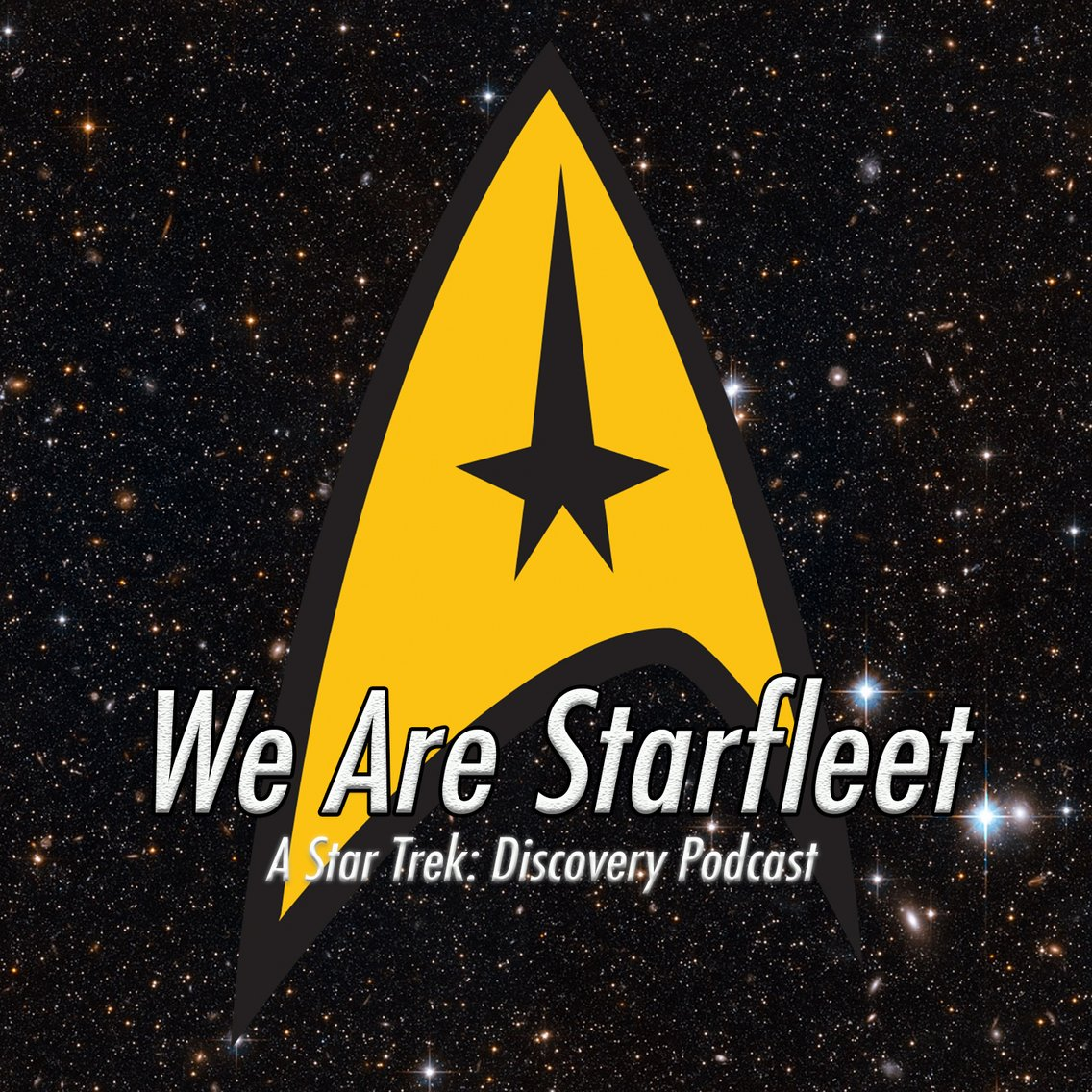 We Are Starfleet - A Star Trek: Discovery Podcast - Cover Image