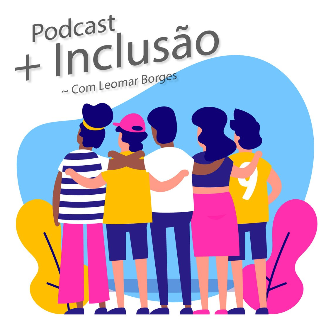 +Inclusão - immagine di copertina