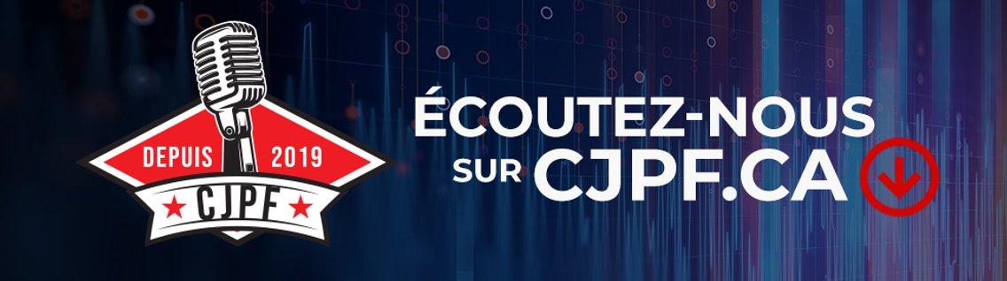 La radio CJPF - Cover Image