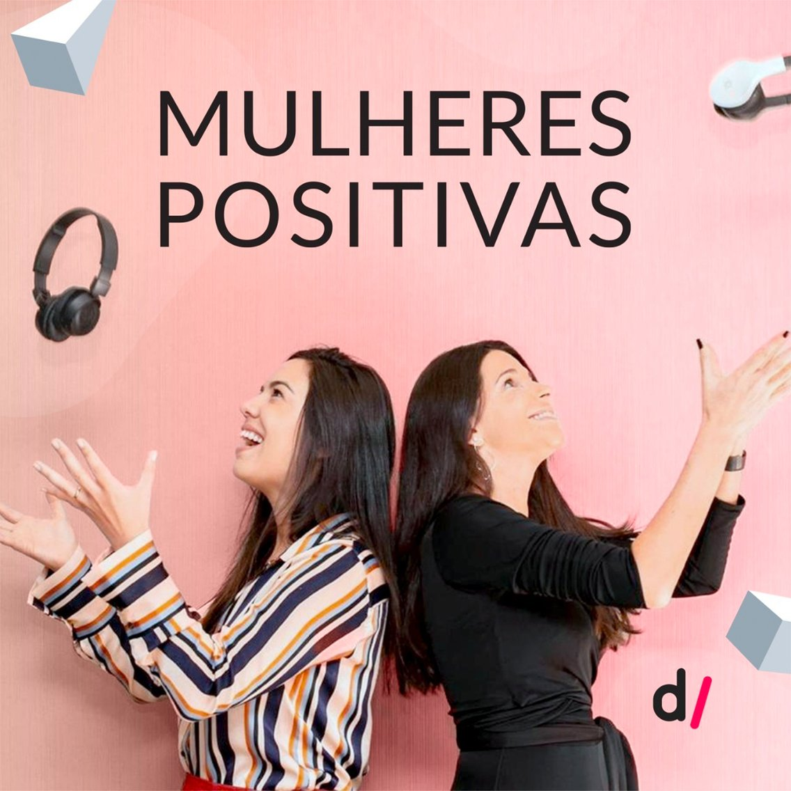 Mulheres Positivas - Cover Image