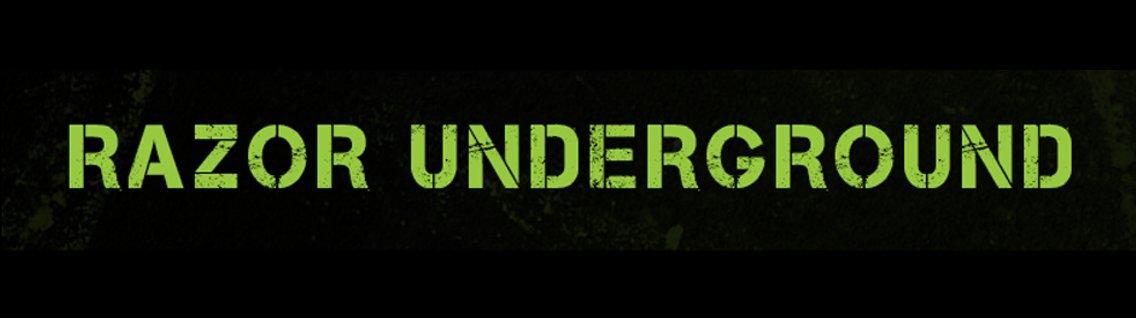 Razor Underground - imagen de portada