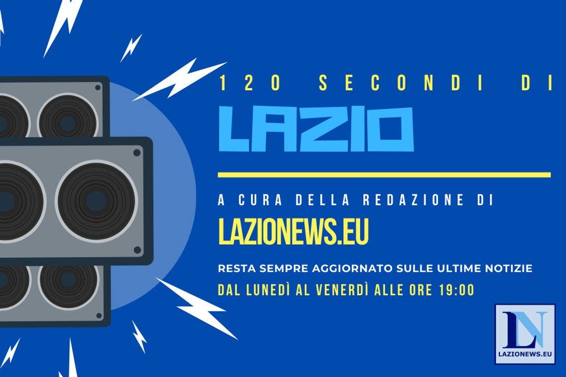 120 secondi di Lazio - Cover Image