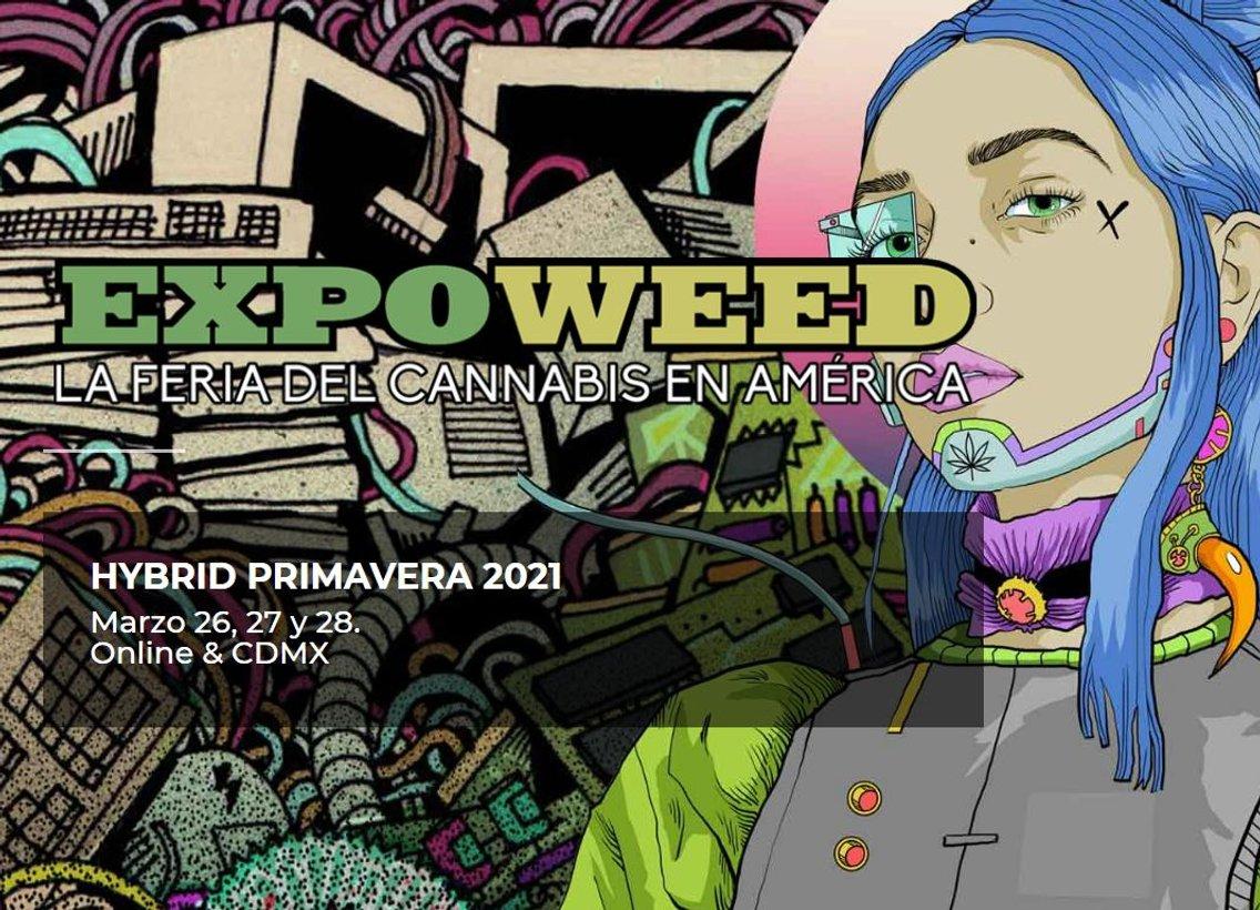 Expoweed Primavera - Cover Image
