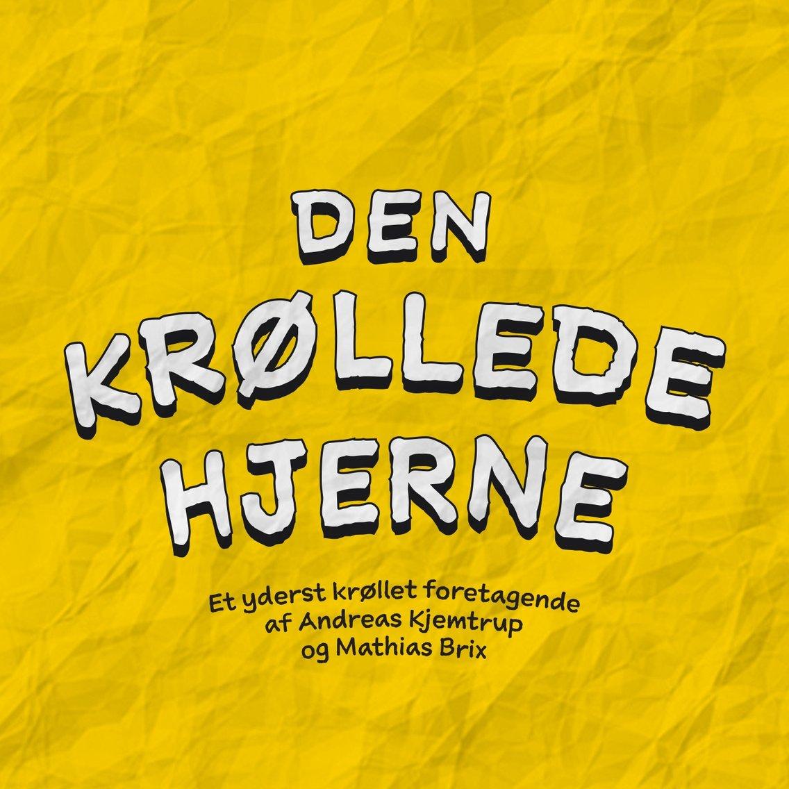 Den Krøllede Hjerne - imagen de portada