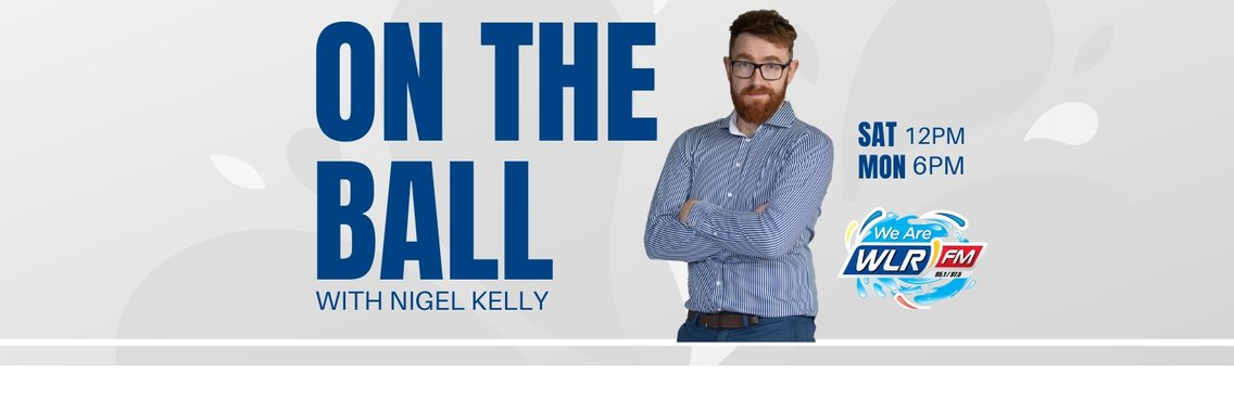 On The Ball with Nigel Kelly Interviews - imagen de portada