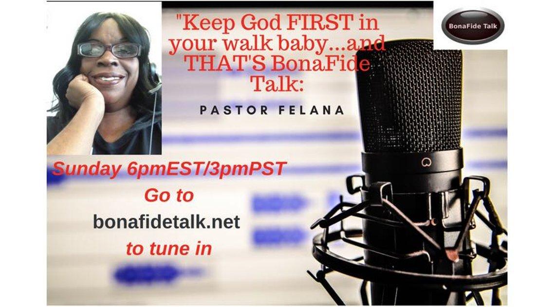 BonaFide Talk with Felana - immagine di copertina