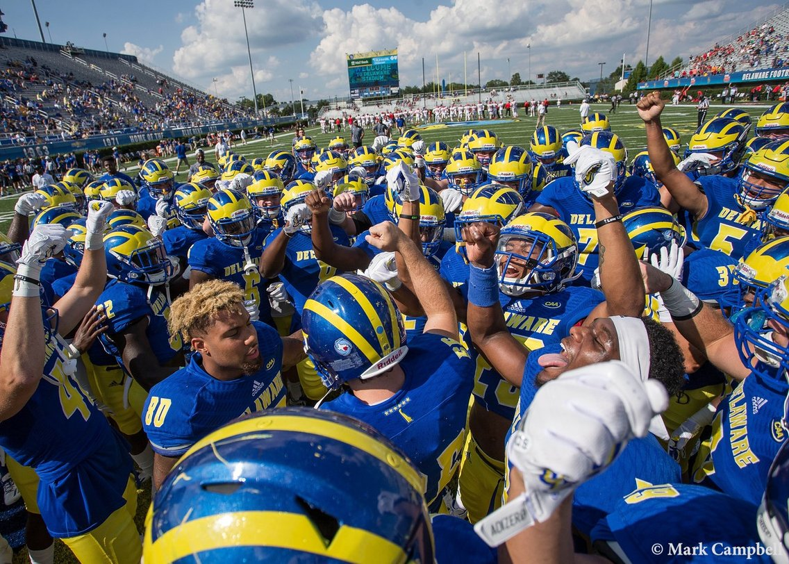 Blue Hens Weekly presented by Domino's - immagine di copertina